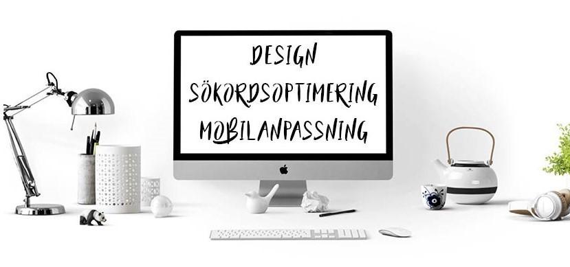design seo mobilanpassning